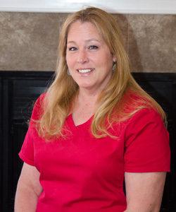 Jeannette Brewer, licensed Vocational Nurse